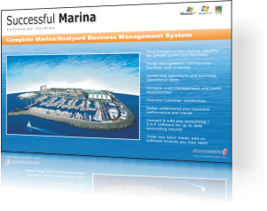 Successful Marina Management System Brochure