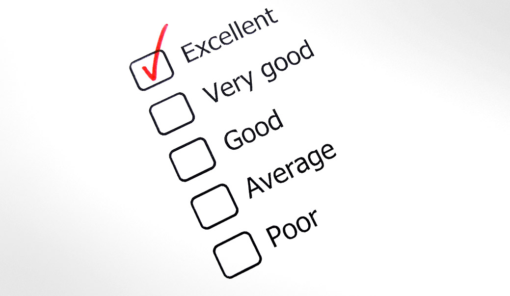 marine customer satisfaction survey